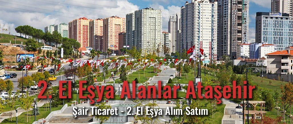 Ataşehir İkinci El Eşya Alanlar - Şair Ticaret 0532 723 79 80